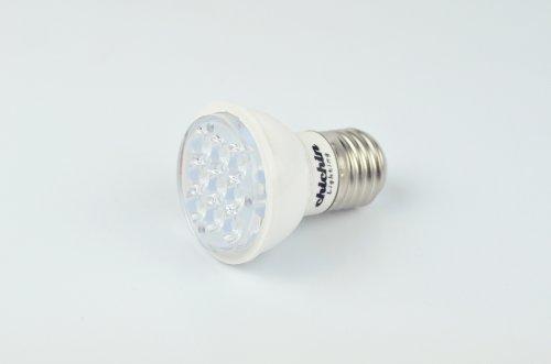 Chichinlighting® 1-Pack Led Par16 Reflector Screw E26 Spot Light Bulbs 4 Watt Par16 Flood Light Bulb Daywhite