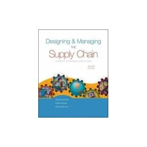 Supply chain operations reference