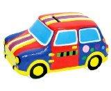 Family Games Car Bank Porcelain Paint Kit - 1