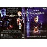 Hellraiser III: Hell on Earth [DVD] [1992] [Region 1] [NTSC]
