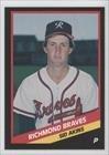 Sid Akins (Baseball Card) 1988 Richmond Braves CMC #7 by Richmond Braves CMC