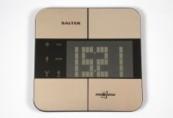 SALTER 9124 MAXVIEW ANALYSER MAX VISIBILITY EXTRA CAPACITY BATHROOM SCALE
