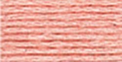 DMC Pearl Cotton Skeins Size 5 27.3 Yards Peach 115 5-353; 12 Items/Order