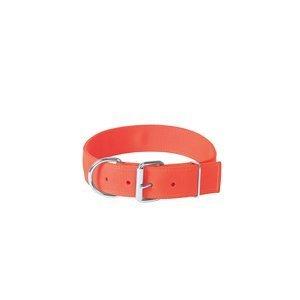 weaver-hefty-hound-nylon-collar-size1-3-4-x-27-colorblaze-orange