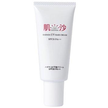 肌沙 UV下地クリーム SPF28 PA++ 40g