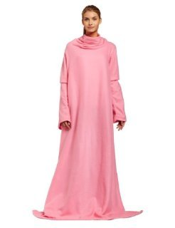 Pink Snuggie Blanket-The Breast Cancer Research Foundation