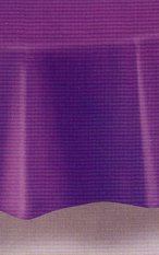 "3 Plastic Table covers - ROUND - 84"" dia - Purple - Birthday/Anniversary/Wedding - Shower/Luau Party Supplies"