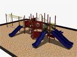 Crawl Tunnel Playground System