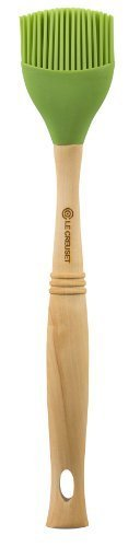 Le Creuset VB311-4P Revolution Silicone Basting Brush, Palm by Le Creuset of America