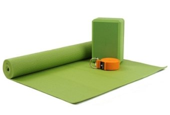 Yoga Set 2 - kiwi