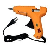 Manbhari Hot Melt Glue Gun, (Blue-Black-Red)