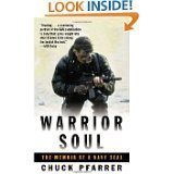 Warrior Soul: The Memoir of a Navy Seal by Chuck Pfarrer (MASS MARKET PAPERBACK)