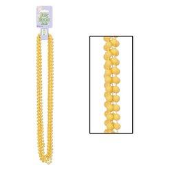 Baby Shower Beads (yellow)    (6/Card)