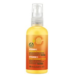 The Body Shop Vitamin C Energizing Face Spritz, 3.3-Fluid Ounce from The Body Shop