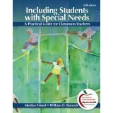 img - for Including Student with Special Needs - INSTRUCTOR'S COPY book / textbook / text book