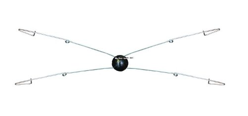 Blue Water Candy 60098 15-Inch Striperbrella Umbrella Rig, 4 Arms