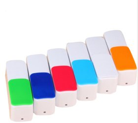HTC Desire 600C_ Compatible Ceritfied light weight 3000mah Smart Powerbank ( with Dust Cover )