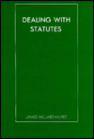 Dealing with Statutes (Contemporary American History Series)