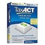 2010 TaxACT Premier Federal + eFiles