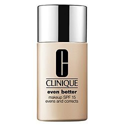 Clinique Even Better Makeup SPF 15 Evens and Corrects 02 Fair