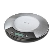 The Amazing Salter 1015 Stainless Steel Electronic Kitchen Scale