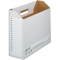 Plus box file / economy type q recycled corrugated paper or paperboard q 10 Pack A4-E FL-099BF dark grey 553-989