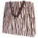 Get Fresh Westside Mod Zebra Reusable Shopper