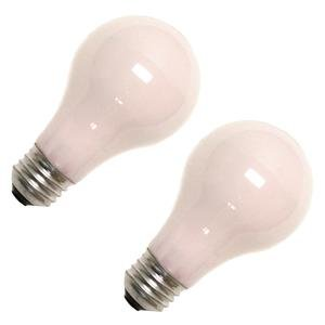 Soft Pink Incandescent Bulb, 60 Watt