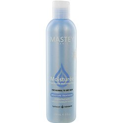 Mastey Moisturee 1-Minute Moisturizer For Normal To Dry Hair Moisture Treatment 8 Oz