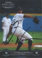 Dontrelle Willis Florida Marlins 2004 Donruss Playoff Honors Autographed Hand Signed... by Hall+of+Fame+Memorabilia