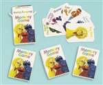 Sesame Street Memory Game 4 Count