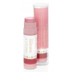 Pacifica Color Quench Natural Moisture Jumbo Lip Tint - Hibiscus Vanilla .25oz by Pacifica
