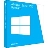 Microsoft Windows Server 2012 Standard Edition 2 CPU/2 Virtual Machines - Single Pack (PC)
