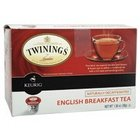 Twinings Of London - English Breakfast Black Tea Decaffeinated - 12 K-Cup(S)