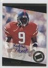 Rufus French (Football Card) 1999 Press Pass Autographs #39 by Press Pass
