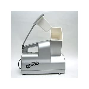 electric cheese grater maxi ghiro 220 volt european. Black Bedroom Furniture Sets. Home Design Ideas