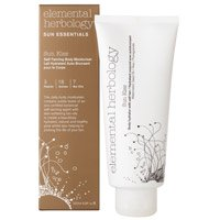 Elemental Herbology Sun Kiss - Body Hydrator With Self Tanners-6.7 Oz.