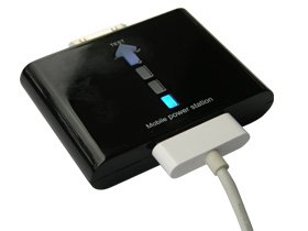iPhone 3G/3GS、iPod touch対応バッテリー  PowerStation