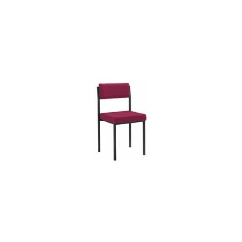 Stacking Chair Colour: Claret