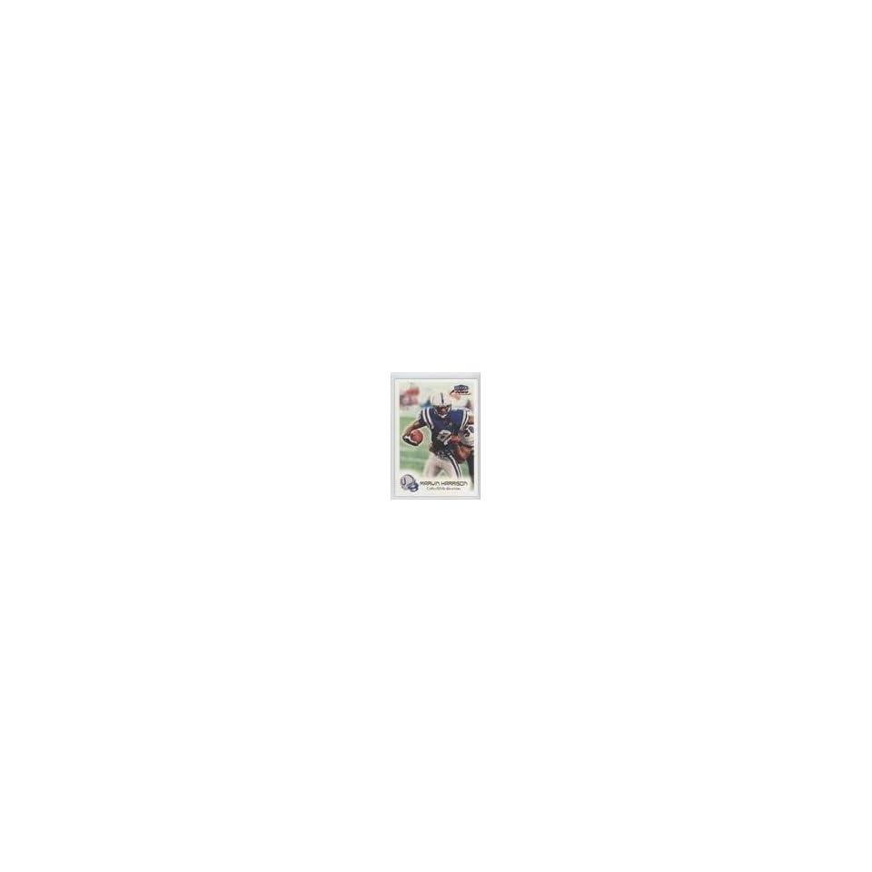 Marvin Harrison 1999 Fleer Focus Card #99
