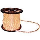 NATIONAL BRAND ALTERNATIVE Lighting Rope Style, Clear, 5.Watts Per Foot, 30 Ft. Roll-F004379 by National Brand Alternative (Rope Lighting 30 Ft compare prices)
