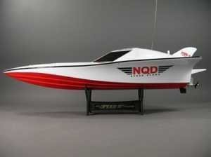 RC-Boot-Speedboot-High-Wind-Speedboat-Schiff-Rennboot-NQD-NEU