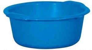 Aluminium et plastique bassine ronde 14 l bleu b14 b for Bassine plastique