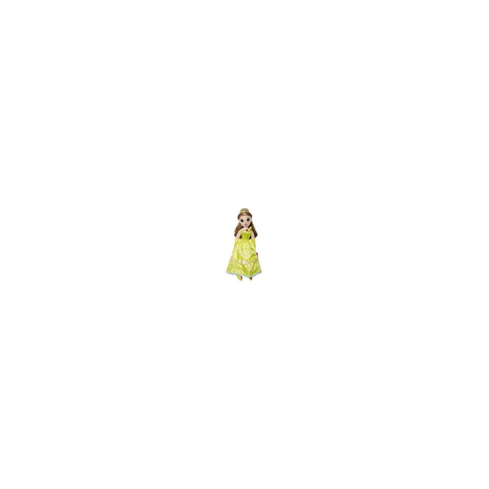 Disney Princess 17 Belle Jumbo Plush Doll#62084 5