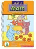 """LeapPad: Leap 1 Math - """"Monster Money"""" Interactive Book and Cartridge"""