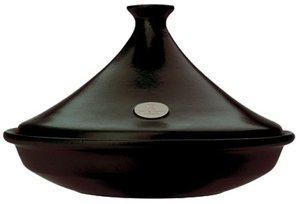 Emile Henry Flame Tajine - 35 L - Black from Emile Henry