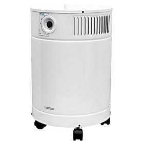 6000 Exec General Purpose Air Purifier Color: White