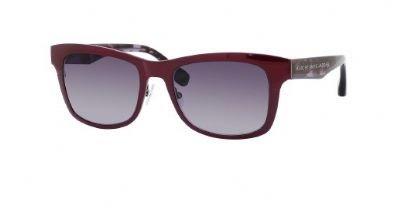Marc By Marc Jacobs Women's MMJ 271-S MMJ271S Wayfarer Sunglasses,Ruthenium Burgandy Havana Frame/Gr..