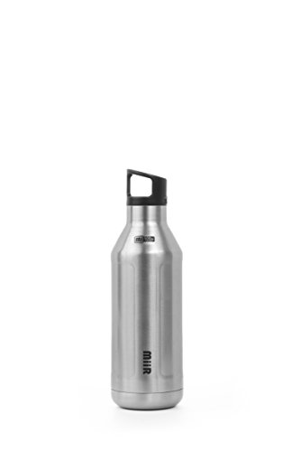 Miir Water Bottles Slate Insulated Water Bottle, Stainless, 500Ml front-1042476