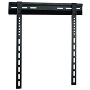 Ultra Slim Flat TV LCD HDTV LED Plasma WALL MOUNT 32 - 42 inch screen up to 120lb BLACK VESA up to 400x400 for